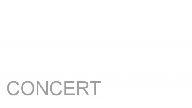 List of concerts